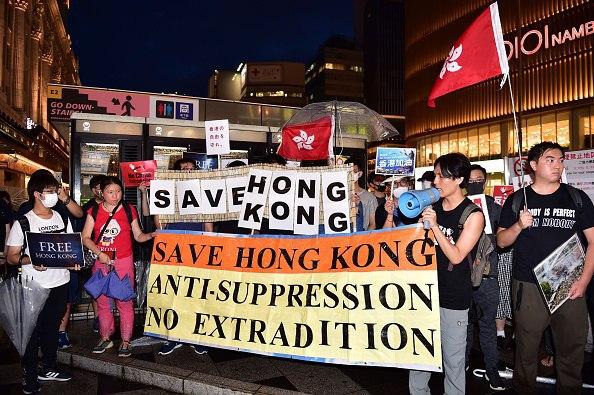 安倍晉三:香港的自由繁榮非常重要
