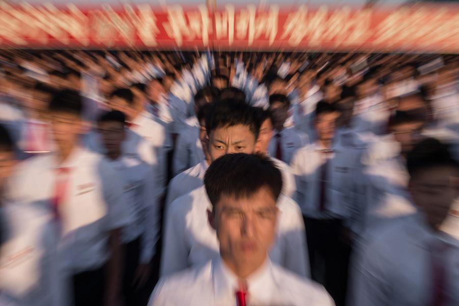 金言:平壤——紅朝官員不平之壤