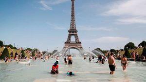 超級熱浪襲歐 法國氣溫創歷史新高達45.1度