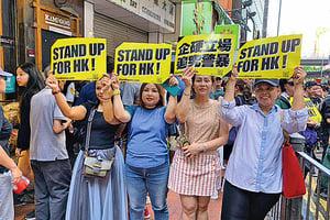 大陸青年觀香港大遊行 直呼共產黨徹底瘋了