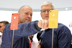 效力蘋果30年 設計總監艾夫辭職