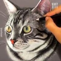 不可思議的寫實繪畫 這些「照片」居然都是畫出來的!