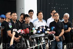 政府批佔領立法會惹反彈