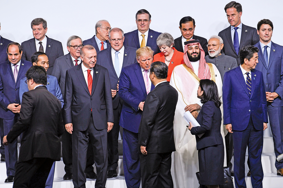 中美談判 重啟前 中共高層權鬥白熱化