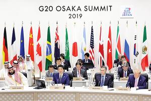 日韓兩國關係跌入歷史冰點