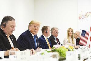 中美談判桌上的硬核桃:未完成的10%