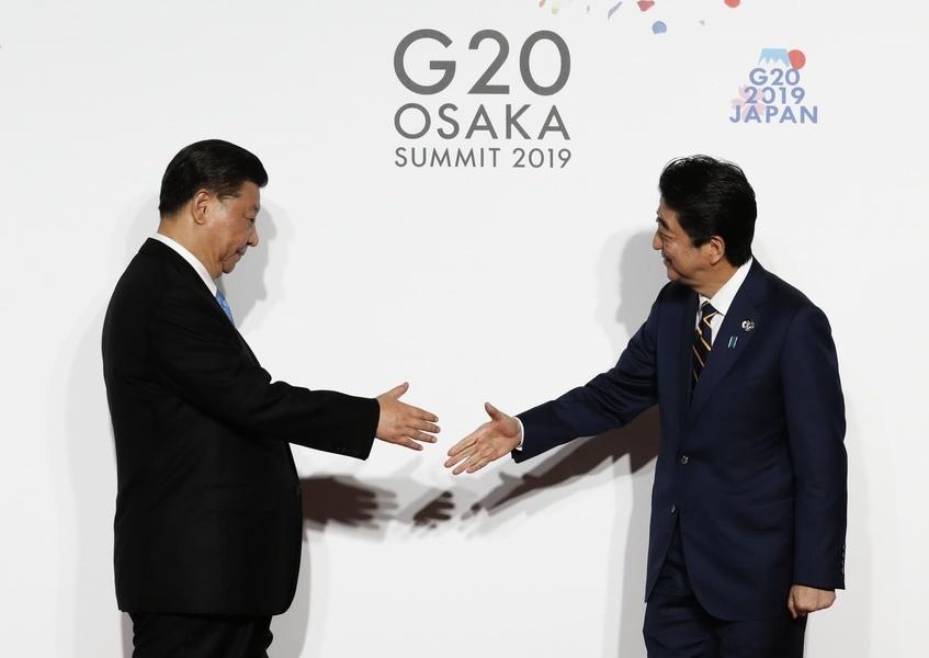 中共營造「中日新時代」 日本外交官稱本質是「利用」
