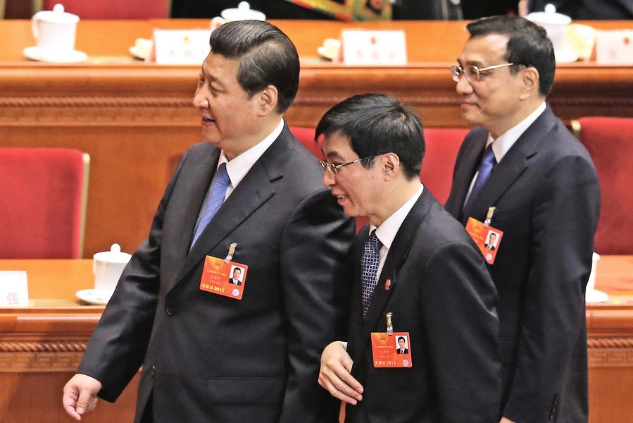 王滬寧的詭計(下) 紅朝崛起的不歸路
