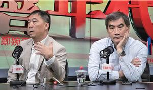 胡志偉指政府不回應社會訴求 令年青人感失落及絕望
