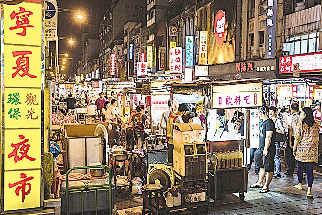 外國觀光客必訪的夜市美食。
