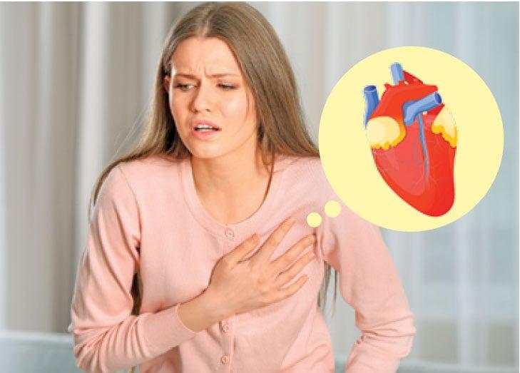 心臟衰竭最初症狀 中醫揭保養心臟最好方法