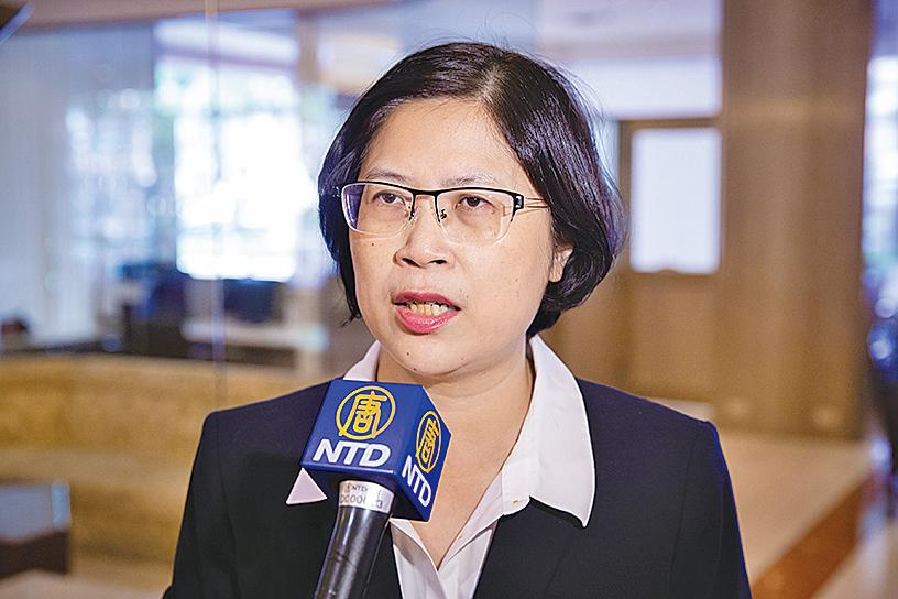法輪功人權律師團發言人朱婉琪說,台灣應聲援在中國遭迫害的人權律師,且應禁止人權惡棍入境台灣。圖為資料照。(記者陳柏州/攝影)