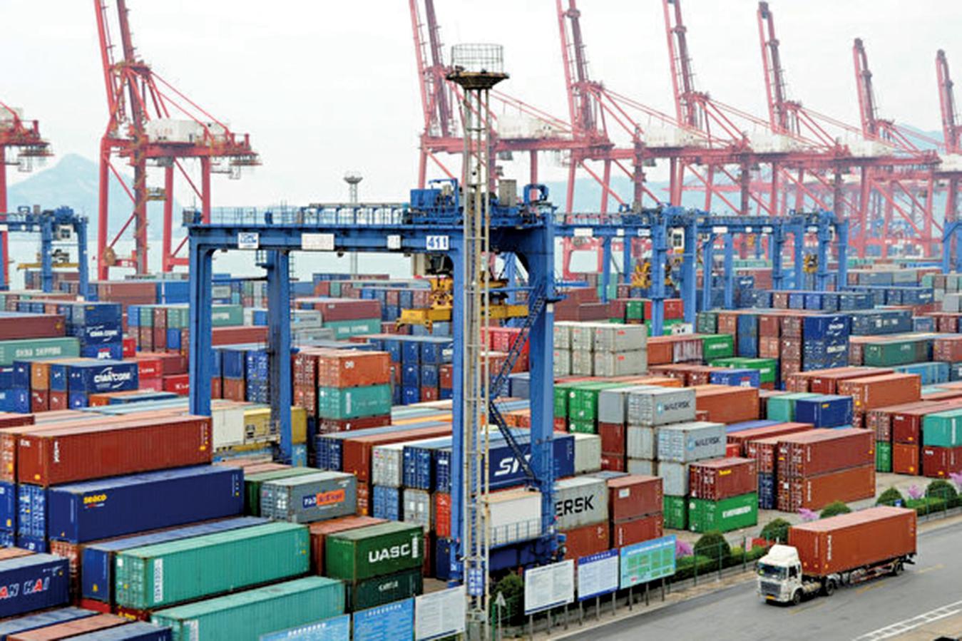 中共聲稱要美國取消對中國商品加徵的關稅。(VCG/Getty Images)