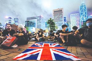 分析  從中英近期外交衝突 看西方面臨棄共選擇