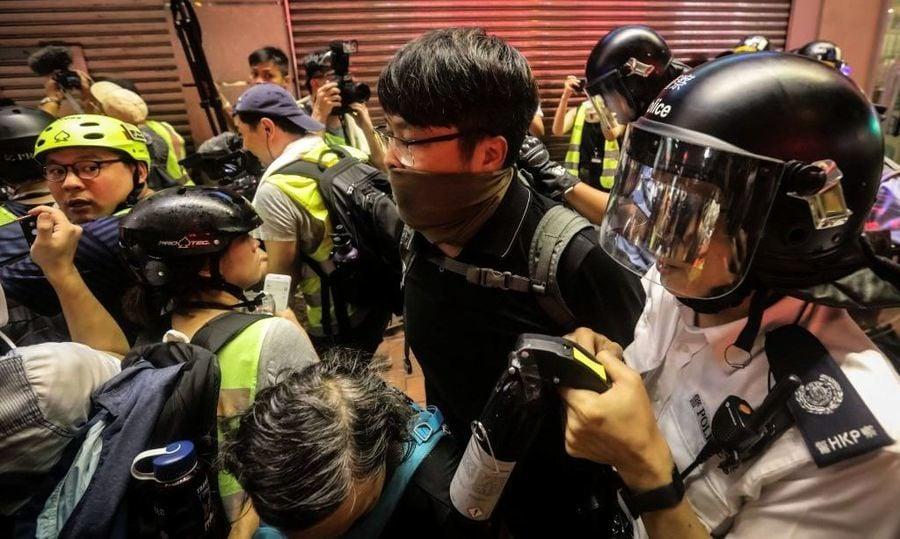 前美駐港總領事警告中共:若軍隊鎮壓香港會很醜陋