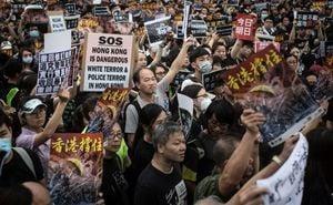 九龍大遊行成抗爭轉折 發動罷工或是未來方向