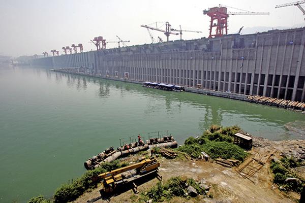 江澤民強推三峽工程遺禍無窮 完工慶典中南海高層無人到場