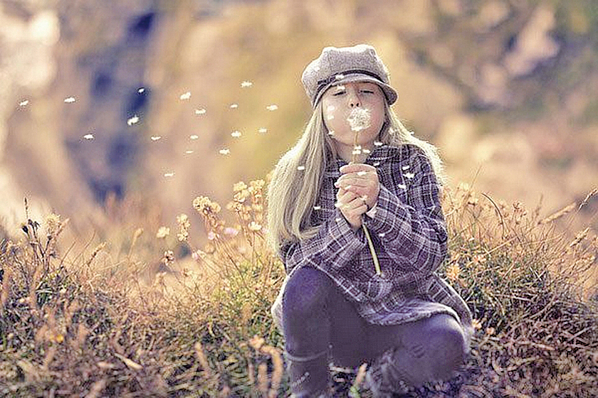 豁達人生,寬闊心懷,原諒錯誤,坦然生活。 (pixabay)