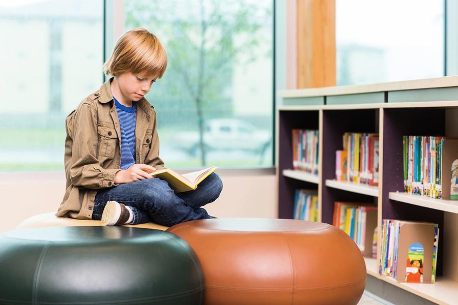閱讀,環境與心境都重要