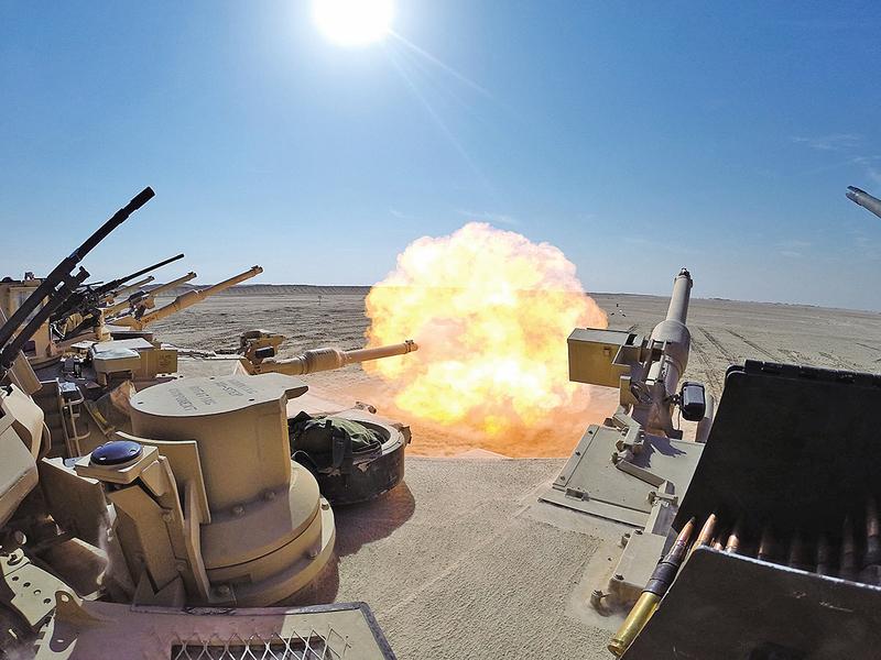 美國務院 批准對台軍售先進武器