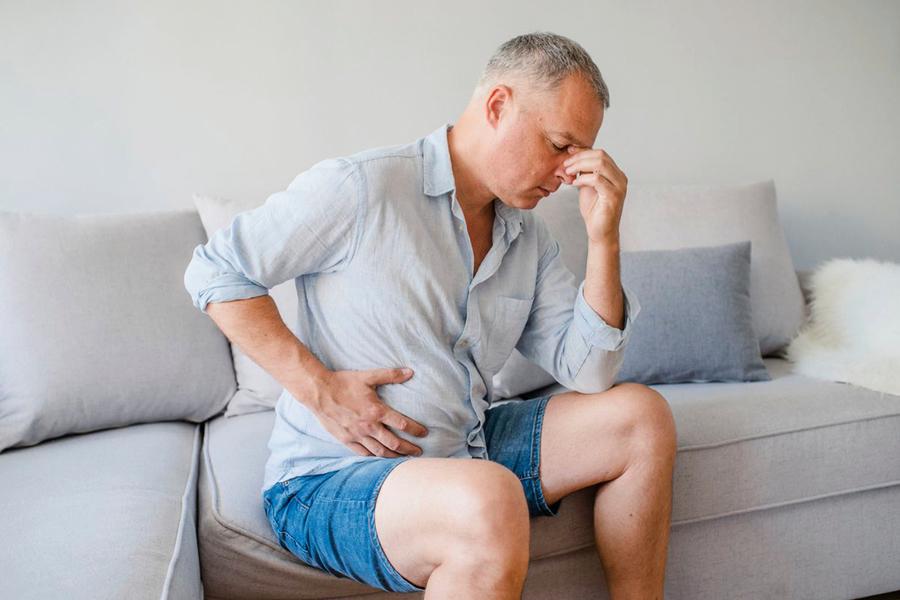 陰囊腫大  小心可能是肝硬化引起