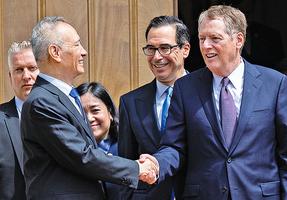 中美高層通電話繼續談判