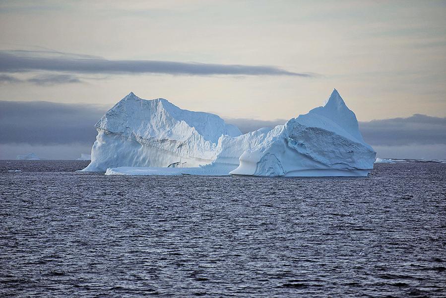 解決水荒問題 阿聯酋富豪擬拖南極冰山回國