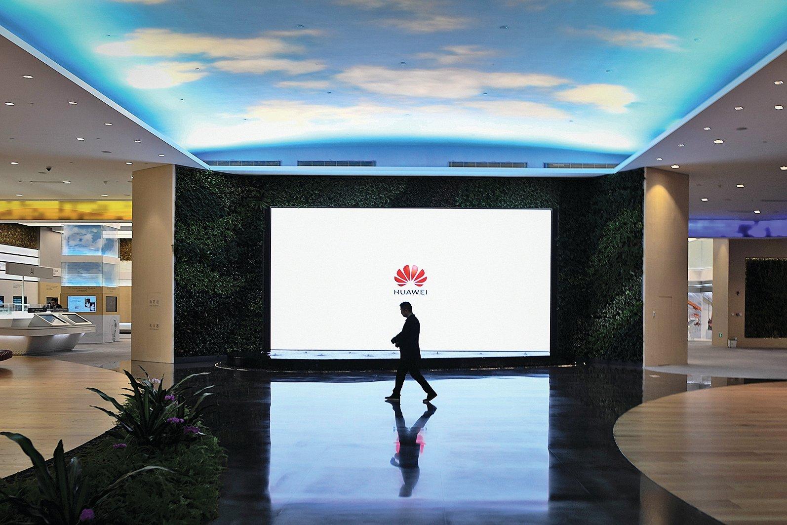 為贏得印度5G市場,華為提議簽署「無後門協議」,但鑑於華為過去的行為,印度當局對華為的承諾仍然深表質疑。(Getty Images)