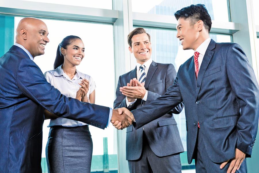 與外國客戶商談時應遵守的6大要點
