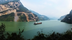 風水師:三峽大壩切斷中華龍脈