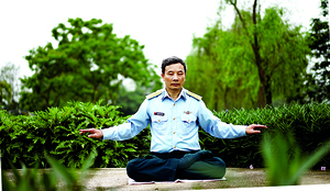 越南中校 煉法輪功重症痊癒