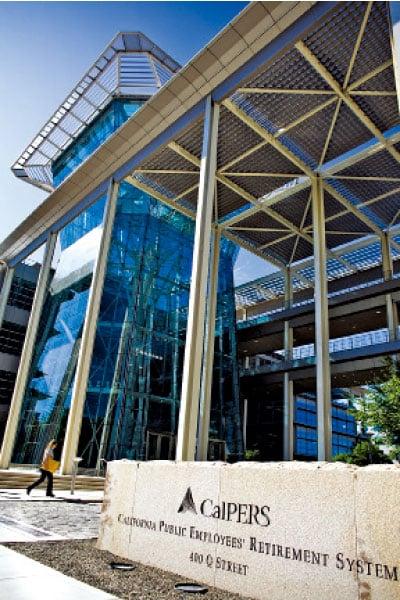 加州公務員退休基金(CalPERS)是世界上最大的養老基金之一。(Getty Images)