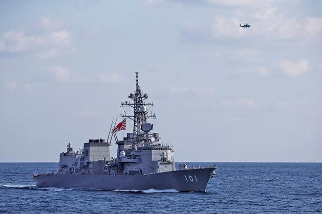 伊朗騷擾英油輪 海灣區域緊張升級