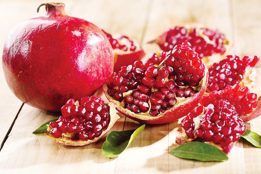 水果中十個抗炎高手