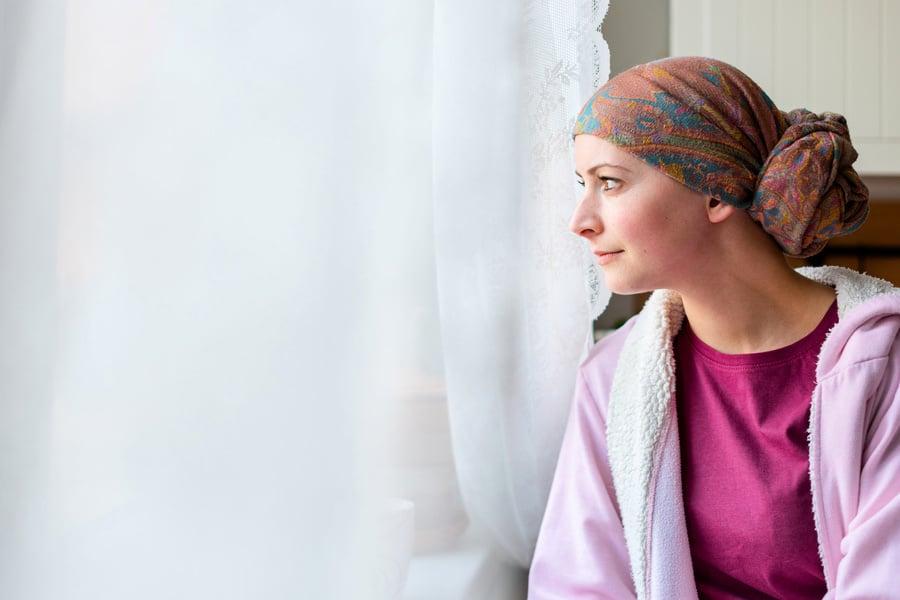 堅強抗癌13載 終於看見彩虹升