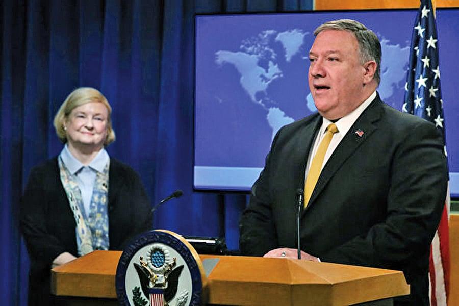 中美談判將持久化 人權問題成為全球焦點