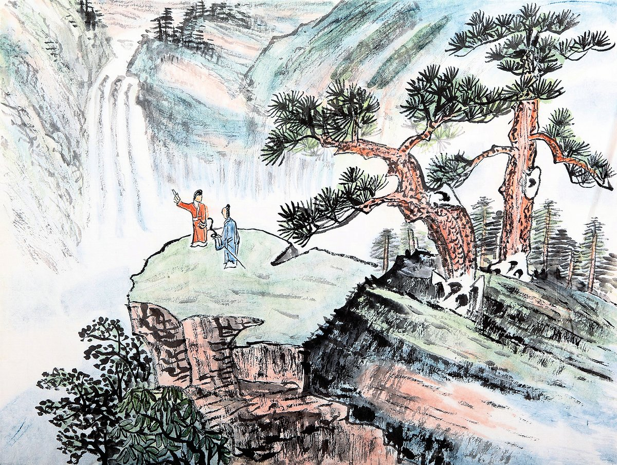 蒲松齡的轉世故事,比他筆下的志怪小說更有傳奇色彩(aslysun/Shutterstock)