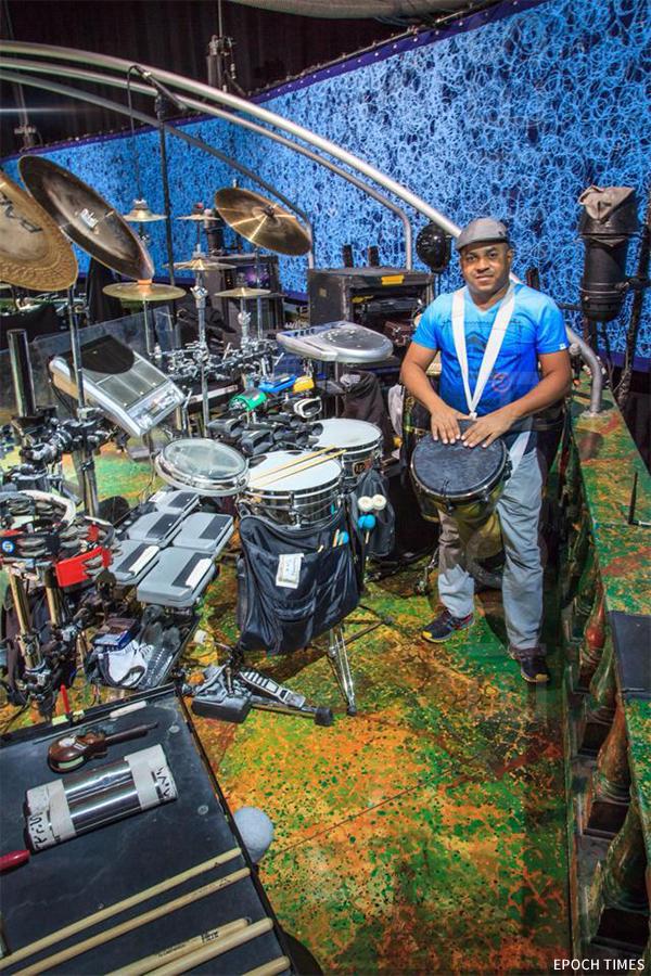 David Chala 創立MusicToss,香港首間非洲古巴音樂學校,着重古巴音樂及節奏的培訓。(受訪者提供)
