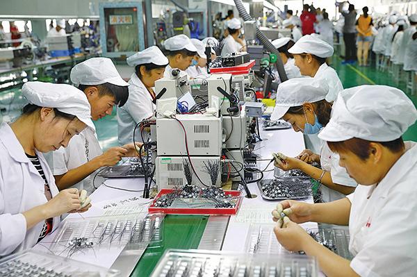 大批美國公司正在將生產轉移到中國以外的國家,且這個趨勢是不可逆轉的。(AFP)