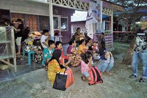 印尼發生7.3級地震 震源深度僅六哩