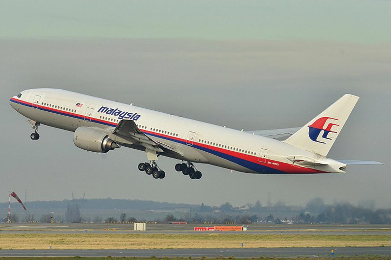 2014年3月8日,載有239人的MH370飛機從馬來西亞吉隆坡飛往中國北京的途中失蹤。(影片截圖)