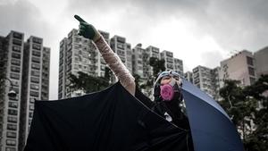 反送中升級反中共 香港11所大學發表聯合聲明
