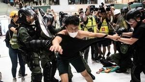 【關鍵畫面】香港2天3場反送中遊行 9分鐘見證警察暴行