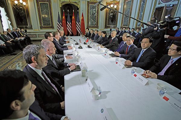 中美貿易戰之外的兩插曲