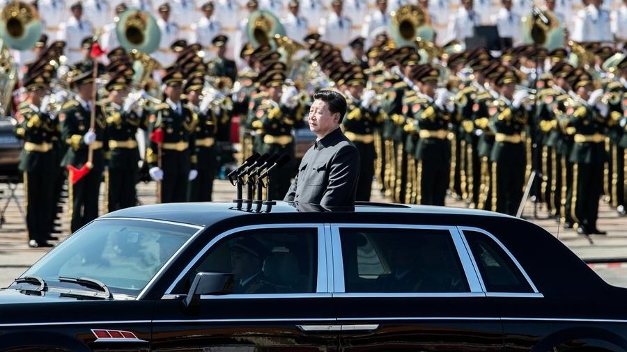 中共軍方密集演練 籌備大規模「政治任務」