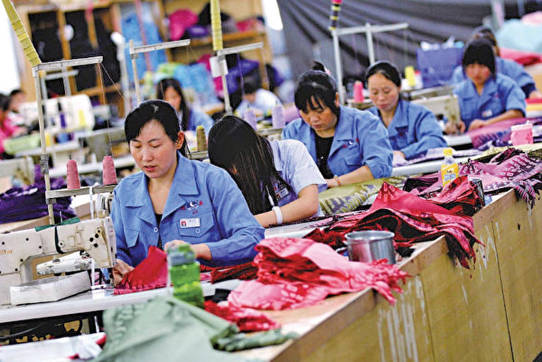 面對外部訂單減少,內需不足,企業經營成本高的現狀,中國企業正面臨經營困局。(Getty Images)