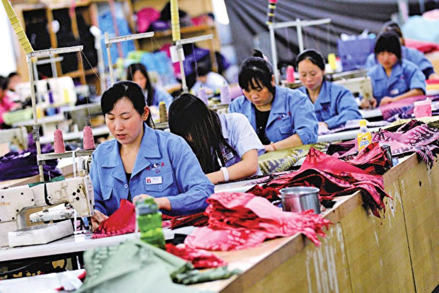 中國經濟放緩有更大原因 除貿戰