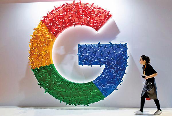 自從矽谷投資者彼得泰爾指控谷歌與中共軍方合作後,這場爭議也引發了人們對谷歌在大陸所做的事情的興趣。(Johannes Eisele/AFP/Getty Images)