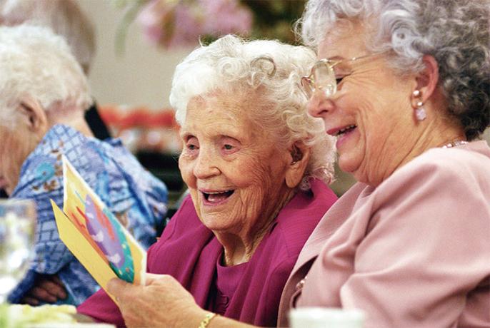 研究發現,堅持健康的生活方式與降低癡呆風險密切相關,無論遺傳風險如何。(Getty Images)
