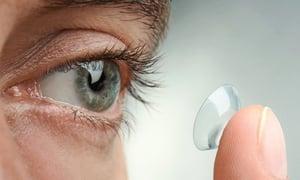 淋浴勿帶隱形眼鏡 寄生蟲入侵可失明